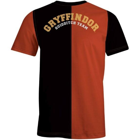 T-shirt Gryffondor Quidditch Team rouge