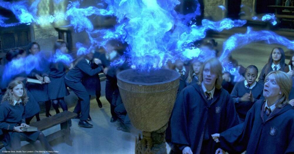 Le Studio Tour Harry Potter accueille La Coupe de feu : warnerbros