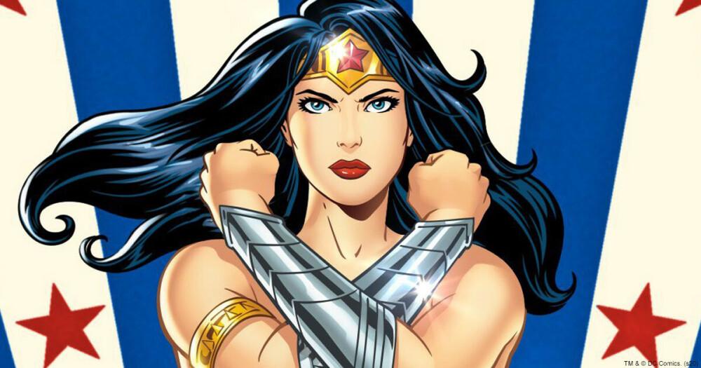 Wonder Woman S Associe A Odyssea Pour Encourager A La Mobilisation Contre Le Cancer Du Sein Warnerbros