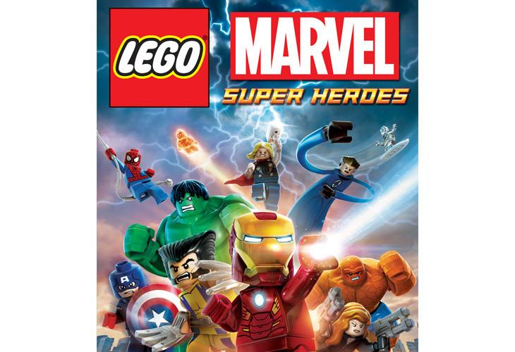 Lego Marvel Super Heroes - Opération Briques en folie