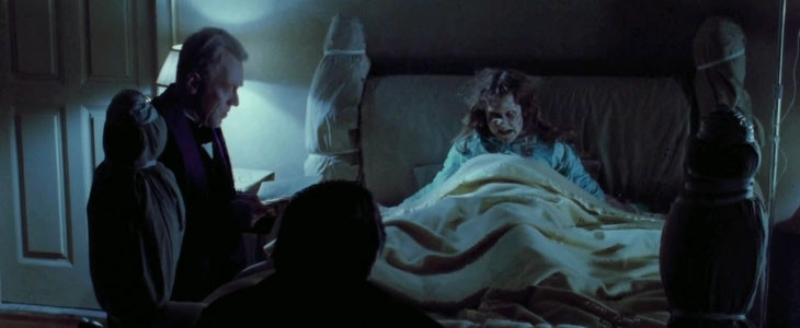 L'Exorciste est une référence incontournable en matière de films d'horreur.