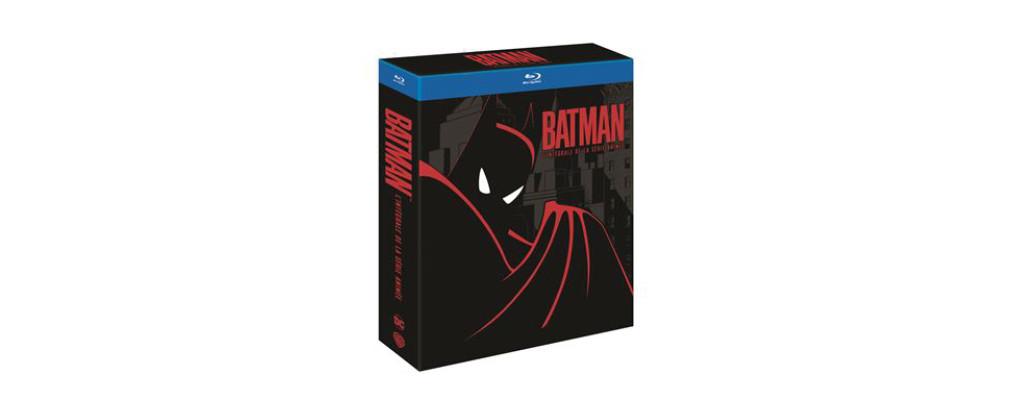 Batman la série animée - coffret Blu-ray