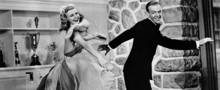 Ginger Rogers et Fred Astaire