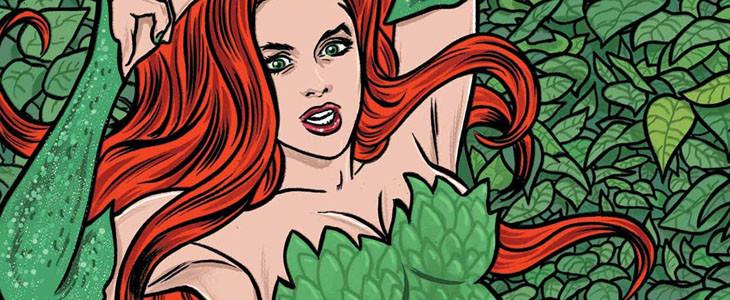 DC Saint Patrick - Poison Ivy