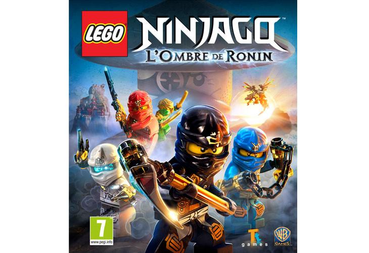 LEGO Ninjago L'Ombre de Ronin - Opération briques en folie