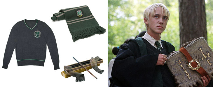 Retrouvez tous les accessoires Serpentard sur la boutique officielle Wizarding World.
