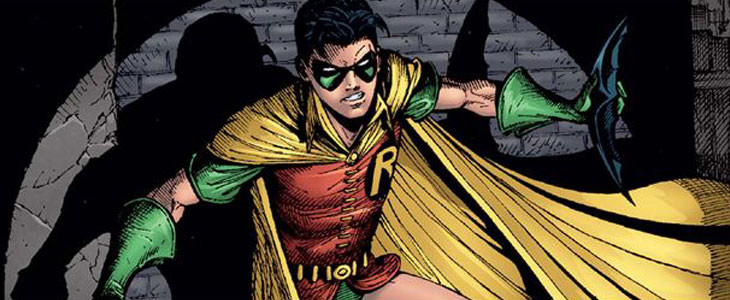 Dick Grayson, alias Robin