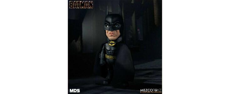 Cette figurine de Batman est disponible sur la boutique officielle dédiée à l'univers DC.