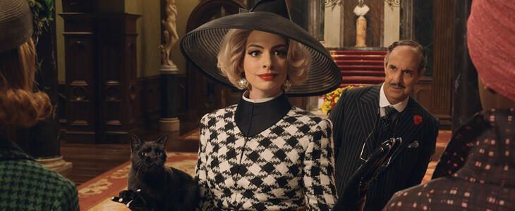 Anne Hathaway est la Grandissime Sorcière dans Sacrées Sorcières.