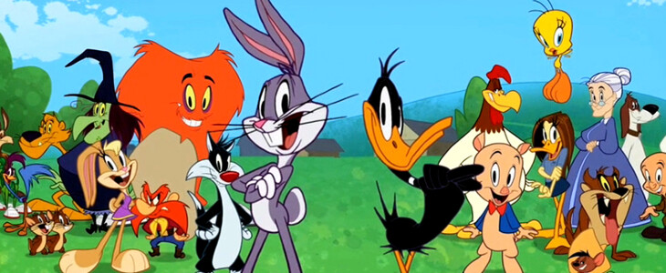 Le Looney Tunes Show.