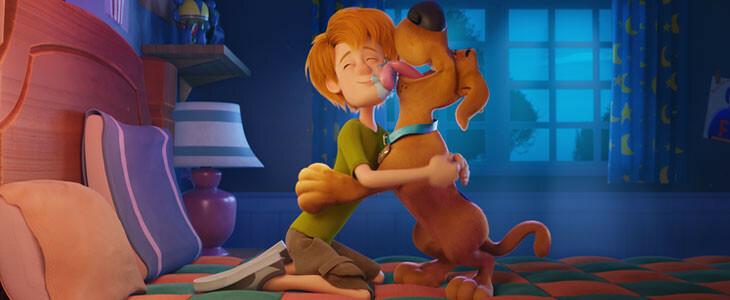 Les origines de Scooby-Doo dans Scooby !