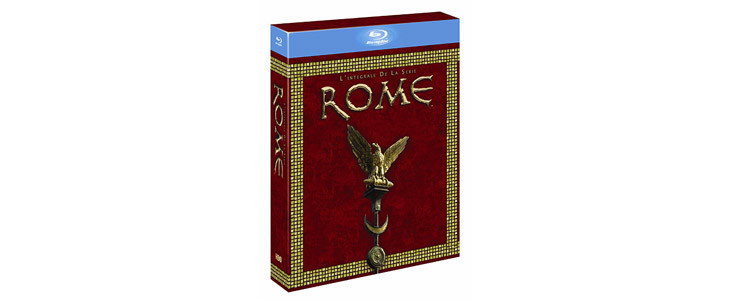 L'intégrale de la série Rome