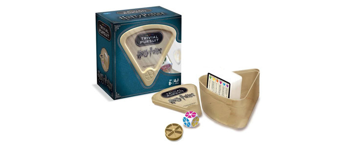 Le Trivial Pursuit de voyage Harry Potter