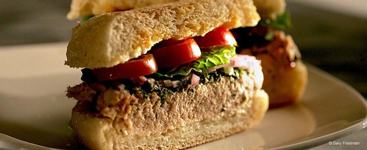 Sandwich au thon - Arme Fatale