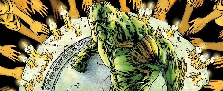 Swamp Thing revient dans une nouvelle série en 2019.