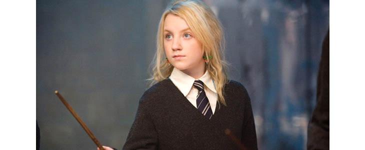 Luna Lovegood élève Serdaigle