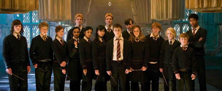A part Matt Lewis, les Big Seven sont dans l'Armée de Dumbledore