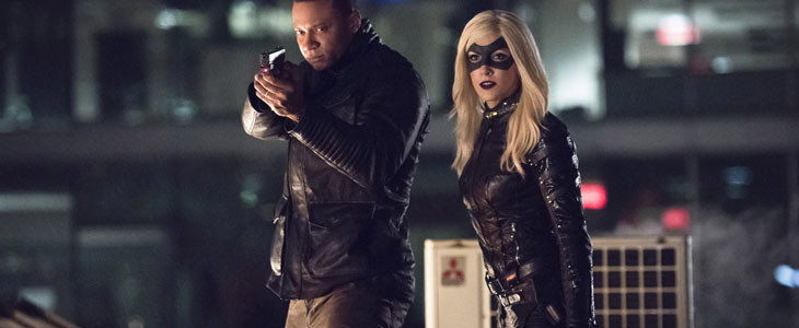Black Canary dans Arrow