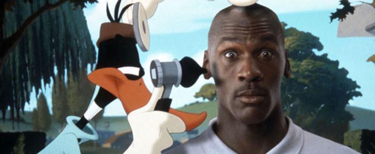 Michael Jordan et les Looney Tunes, dans Space Jam.