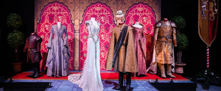 Mariage de Margaery Tyrell et Joffrey Baratheon - Game of Thrones Touring Exhibition