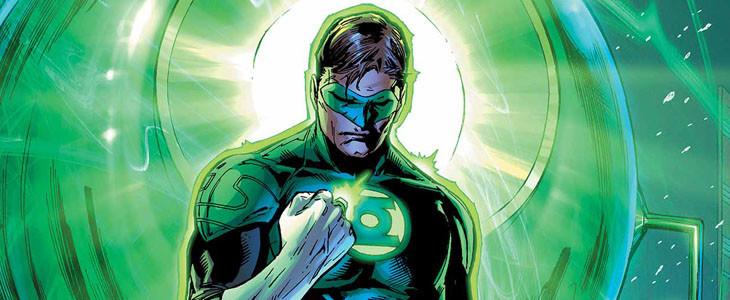 DC Saint Patrick - Green Lantern