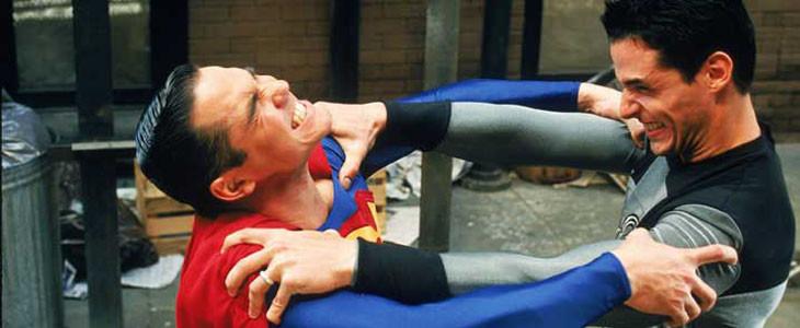 Dean Cain dans Loïs et Clark