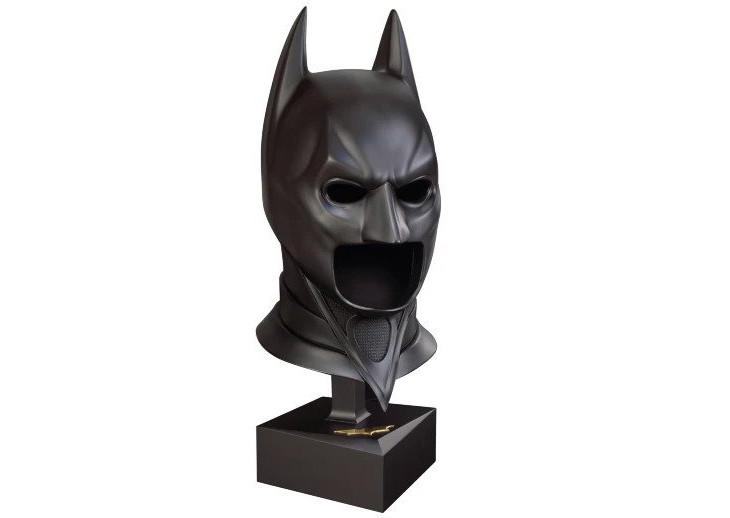 Découvrez et gagnez ce buste collector de Batman