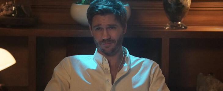 Chad Michael Murray dans la saison 3 de Riverdale