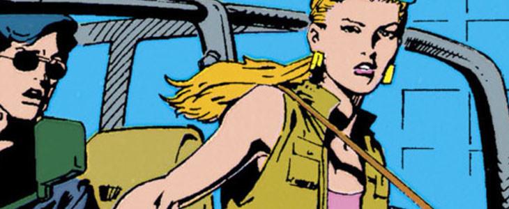 Alexandra Dewitt, dans Green Lantern