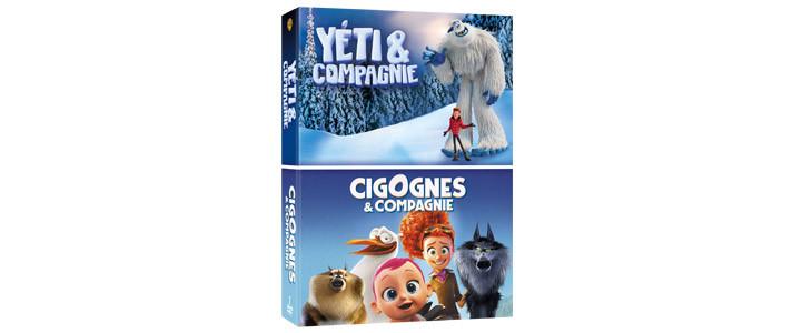 Le coffret Animaux & Compagnie - 2 films