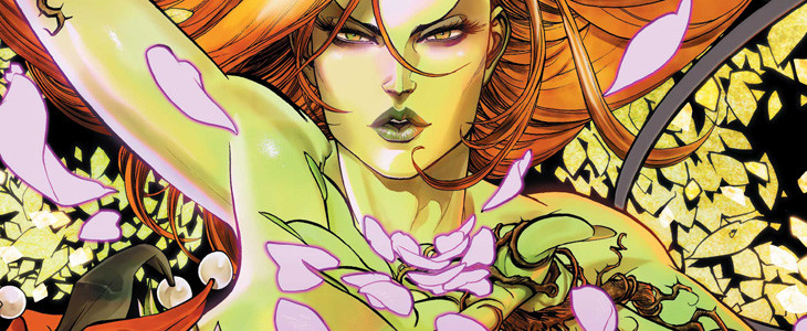 Poison Ivy, la vénéenuse