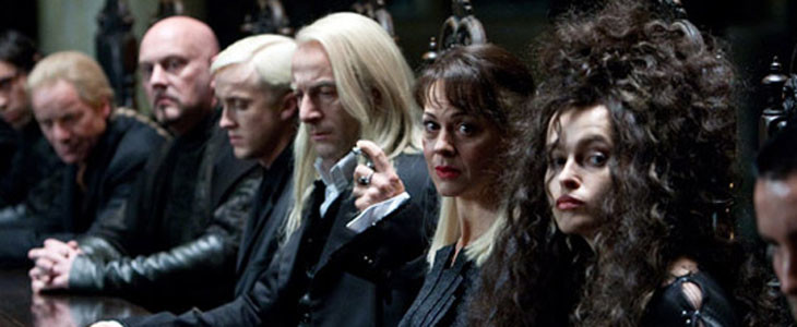Harry Potter - Narcissa Malefoy et sa famille