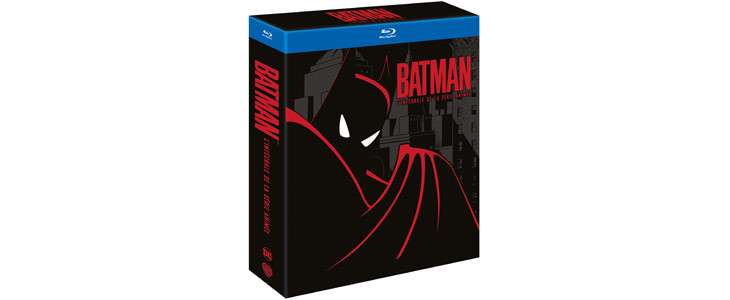 Coffret Batman, la série animée