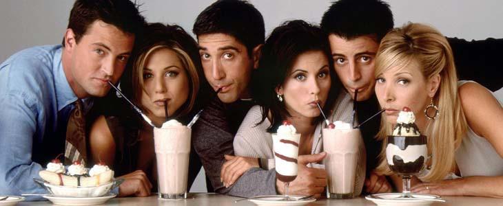 Top 25 des meilleures répliques de Friends