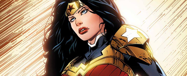 Wonder Woman dans les comics