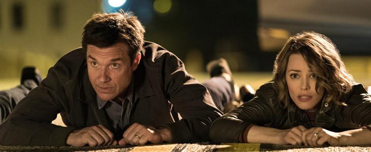 Jason Bateman et Rachel McAdams dans Game Night.