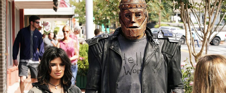 Doom Patrol - Crazy Jane et Robotman