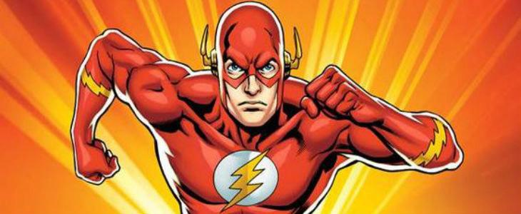 Les l gendes dc flash le super h ros rapide comme l clair warnerbros - Flash le super heros ...