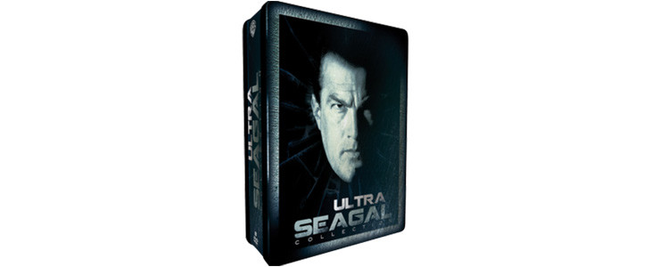 Coffret Ultra Seagal