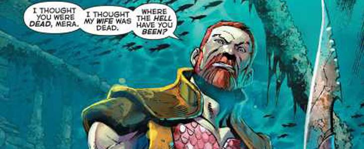 Nereus dans les comics