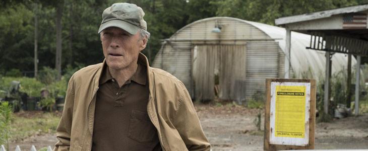 Clint Eastwood dans La Mule