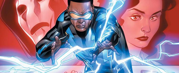 Black Lightning, superhéros et père de superhéroïnes