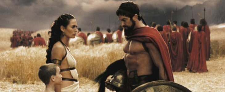 300, le film ressort en Steelbook collector.