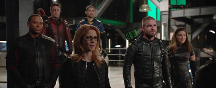 La saison 7 de la série Arrow est disponible en DVD !