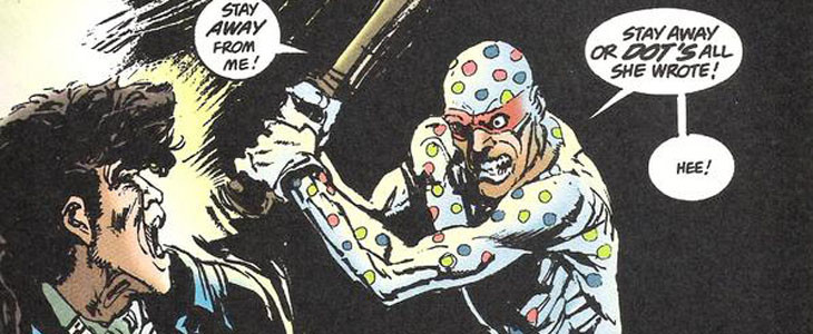 The Suicide Squad - Polka Dot Man