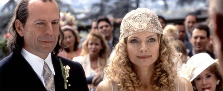 Bruce Willis et Michelle Pfeiffer dans Une vie à deux