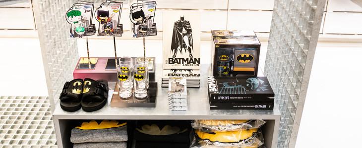 Batman est partout pour ses 80 ans.
