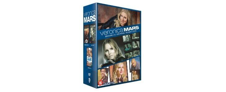 Véronica Mars, la collection.