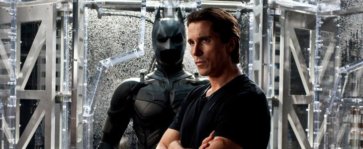 Christian Bale dans The Dark Knight Rises