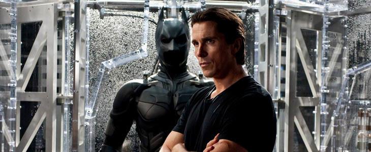 Christian Bale dans The Dark Knight Rises